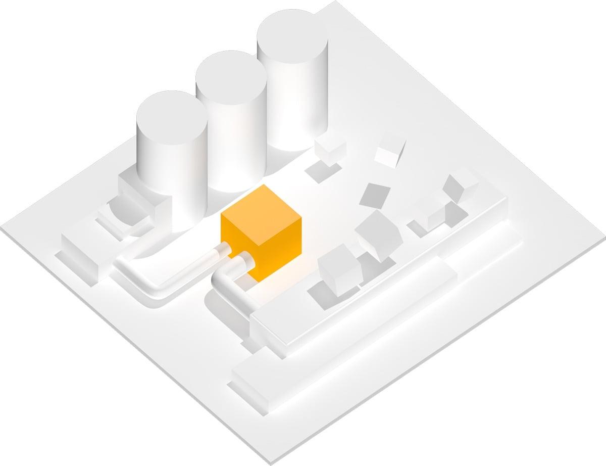 Grafik Virtuelles Kraftwerk