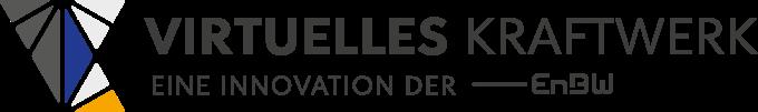 Virtuelles Kraftwerk der EnBW - Logo