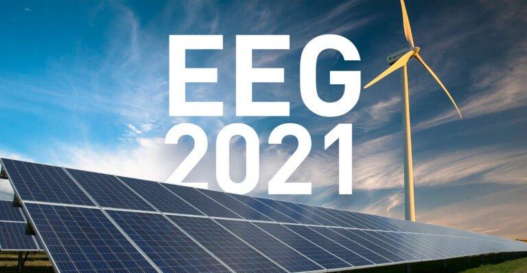 Webinar EEG 21 - Änderungen für Solarenergie und Windenergie