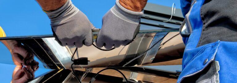 Teaserbild: PV Anlage betreiben - Checkliste zur Wartung von Photovoltaik Anlagen