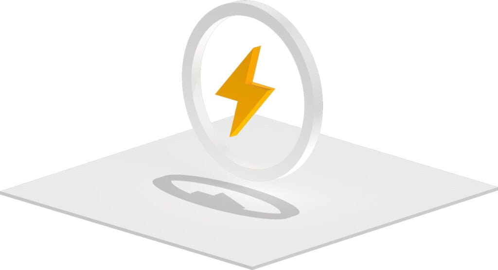 Icon Virtuelles Kraftwerk