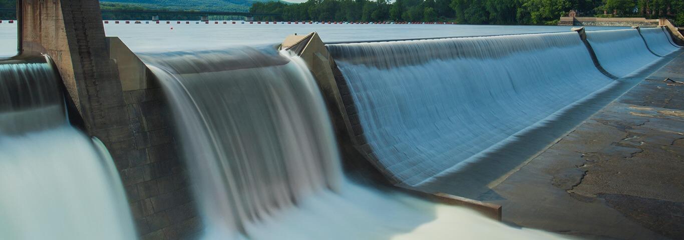 Wasserkraftwerk Glossar Teaserbild